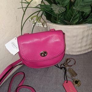 BNWT Coach 49872 Park Leather Crossbody Bag